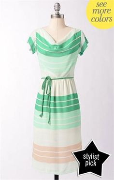 "Bonavista Dress  ""@Marci Cloughley Basics #SpringStyle."""