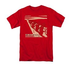 Concord Music - Davis And Hornes Adult Regular Fit T-Shirt