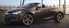 2016 #Buick Cascada: It's a Buick that says 'Hey, look at me!'