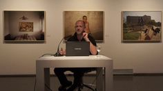 Pieter Hugo Opening Lecture Part 1 of the exhibition 'Kin' September 2014, Barcelona, Spain