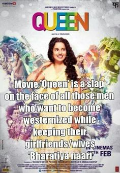 Bollywood - Queen (2014) movie