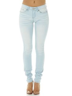 72269cdcdcd Cover Girl Denim Jeans for Women Juniors Mid Rise Slim Fit Stretchy Skinny  Jeans #CoverGirlJeans