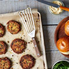 Sun-Dried Tomato, Basil, and White Bean Burgers Recipe on Food52 recipe on Food52