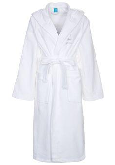 Albronoz liso terciopelo de la marca Sorema I FEEL GOOD Albornoz con capucha para una mayor comodidad, ultrasueave con acabado terciopelo. Composición: 90% algodón 10% poliéster 300gsm