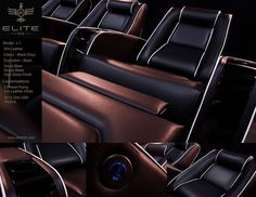 Elite Home Theater Seating Design Gallery. With an infinite number of custom combinations, you can create the perfect seats for your dream theater. Home Theater Seating, Theater Seats, Theater Recliners, Auditorium Seating, Home Theater Furniture, Dream Theater, Custom Homes, Car Seats, Room
