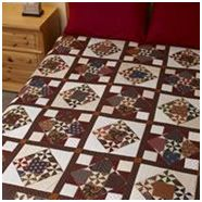 Fons & Porter Free Quilt Pattern - Spice Chest