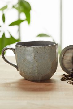 Boulder Faceted Mug - Urban Outfitters
