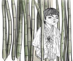 Why We Work - Illustrator, Mitzi Akaha