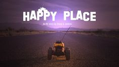 Imprisoned inside its packaging and stuck on a toy shop shelf, a lonely radio-controlled toy truck uses its imagination to go on an adventure and find its happy place.  Happy Place is another passion project made solely by us - we hope you enjoy it!  Produced, directed, shot and cut by Sharp & Jenkins (http://sharpandjenkins.com) Toys by Maisto (www.maisto.com)  Sharp & Jenkins represented by Nexus (http://www.nexusproductions.com)  Making Happy Place...  Pretty much the whole fil...