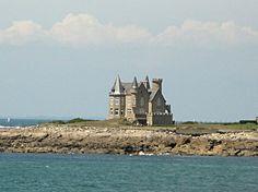 Château Turpault, Quiberon,  Morbihan