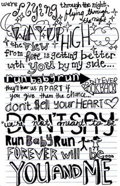 check yes juliet - we the kings.