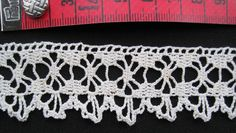378. Crochet edging | Lace For Study