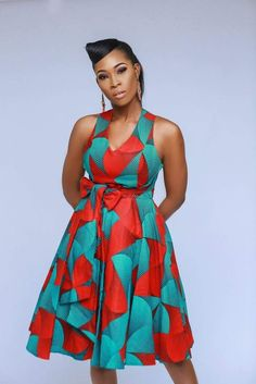 Magnificent And Stunning Collection of African Fashion Styles For African Queen Short African Dresses, Latest African Fashion Dresses, African Print Dresses, African Clothes, African Inspired Fashion, African Print Fashion, African Dress Patterns, Moda Afro, Ankara Dress Styles