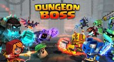 Dungeon Boss Mod Apk 0.5.6239 Offline Hacked Download For Android | Modded APK Games