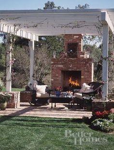 Backyard oasis @Michele Morales Waugh