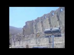 DREAMS TOUR Северный Кипр  Аббатство Беллапаис  Вид на Кирению