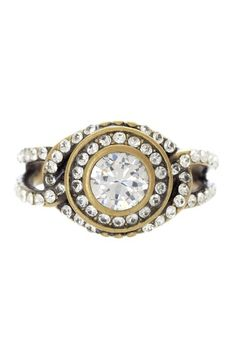 Ariella Studio Collection Antique Style Ring by Jewerly $10 & Up on @HauteLook