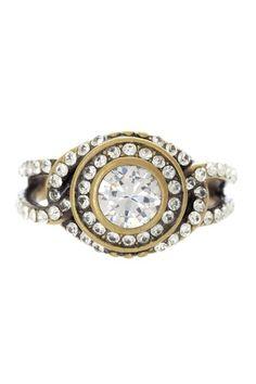 Ariella Studio Collection Antique Style Ring
