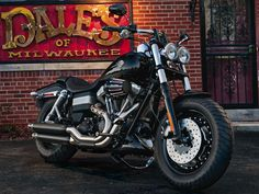 '12 Harley Davidson Fat Bob- I would ride one for sure!