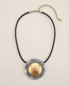 Chico's Rana Pendant Necklace #chicos