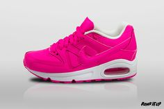 Nike Air Max Command (Pink Pow / Pink Pow-White-PNK PW) For Children Sizes: 35.5 to 38.5 EUR Price: CHF 120.- Available now in Pomp It Up ! ‪#‎Nike‬ ‪#‎AirMaxCommand‬ ‪#‎AirMax‬ ‪#‎AirMaxPinkPow‬ ‪#‎PinkPowWhite‬ ‪#‎Sneakers‬ ‪#‎SneakersAddict‬ ‪#‎PompItUp‬ ‪#‎PompItUpShop‬ ‪#‎PompItUpCommunity‬ ‪#‎Switzerland‬ Kids Sneakers, Air Max Sneakers, Sneakers Nike, Nike Air Max Command, Chf, Switzerland, Children, Pink, Shoes