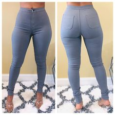 2020 Fashion Jeans For Women Wide Leg Cropped Pants – loverlydress Sexy Jeans, Cheap Ripped Jeans, Superenge Jeans, Jeans Rock, Skinny Jeans, Loose Jeans, Outfit Jeans, Best Jeans For Women, Pants For Women