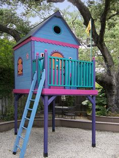 Barbara Butler-Extraordinary Play Structures for Kids -Kitty Kat Cottage