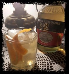Morgia & Ginger Ale - 1 Oz La Morgia;  - 2 Oz Ginger Ale.