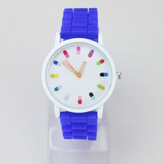 2015 New Fashion Women Quartz Watch Silicone Band Women Wristwatch Outdoor Sport Jelly Watch Dropp Shipping Relogio Feminino Hot-in Fashion Watches from Watches on Aliexpress.com | Alibaba Group