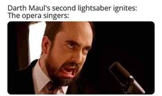 Star Wars Pictures, Star Wars Images, Star Wars Rebels, Prequel Memes, Star Wars Jokes, Crazy Funny Memes, Really Funny, Laughter, Hilarious