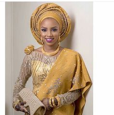 Waking up to how beautiful our darling bride, she' soft spoken, sweet, amazingly respectful thank you so much for the love… African Traditional Wedding Dress, Traditional Wedding Attire, Traditional Outfits, Traditional Weddings, Nigerian Bride, Nigerian Weddings, African Weddings, African Wedding Attire, African Attire