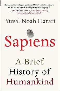 Went From Hunter-Gatherers To Space Explorers, But Are We Happier? Sapiens: a brief history of humankind by Yuval Noah Harari. Fascinating and very easily readSapiens: a brief history of humankind by Yuval Noah Harari. Fascinating and very easily read Great Books, New Books, Books To Read, Reading Lists, Book Lists, Reading Time, Ernst Hemingway, Brief History Of Humankind, Clothes
