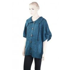 Junior Plus Sheer Black Cardigan Sweater! http://www ...