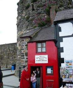 Smallest House in the UK