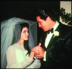 May Elvis Presley and Priscilla Beaulieu are married at The Aladdin Hotel in Las Vegas by Nevada Supreme Court Justice David Zenoff.