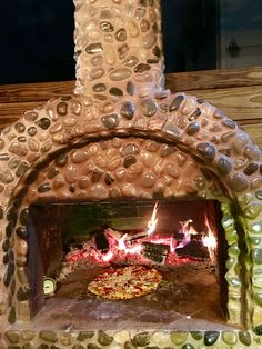 Pizza Oven Complete, now time to enjoy