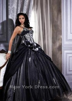 I am totally into Ball Gowns right now.