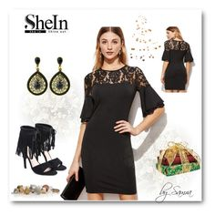 """""""SHEIN 6/I"""" by samra-dzabija ❤ liked on Polyvore featuring Frontgate"""