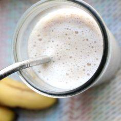 A Lovely Low-Calorie Pre-Workout Smoothie....this recipe has banana in it but I'm not a huge banana fan so hopefully I can find a good replacement :)