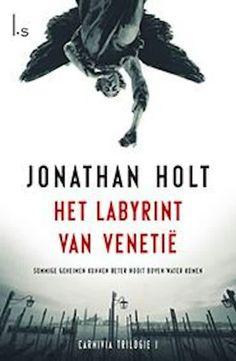 Jonathan Holt - Het labyrint van Venetië, blz 368 (12 december 2014)