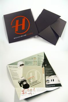 This is an interesting shape, and I like the idea, as the H would be cool if it was hammer horror and a drawing of one of the iconic characters and your leaflet folds up into something like it.
