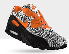 NIKEiD � Cheetah Print Option for Nike Air Max 90 iD   Available Now