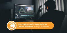 Video Content tools...