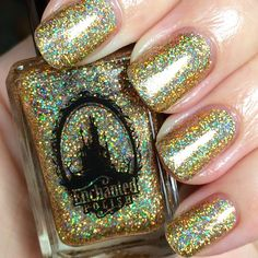 Enchanted polish - Going west collection - Flashing lights