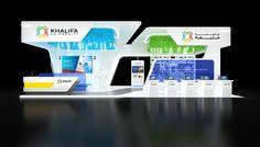 Khalifa University on Behance Street Marketing, Guerilla Marketing, Print Advertising, Print Ads, Advertising Campaign, Exhibition Stall Design, Exhibit Design, Exhibition Stands, Standing Signage
