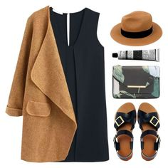 """""""#814"""" by maartinavg ❤ liked on Polyvore featuring MANGO, Aesop, Ted Baker and ASOS"""