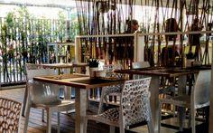 #Restaurante 90 grados: Locales que merecen una visita #Madrid #Retiro