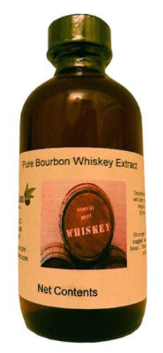OliveNation Bourbon Whiskey Extract 4 oz. -- Be sure to check out this awesome product.