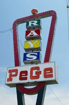 Rays PeGe Monroe LA. The BEST roast beef poboys!