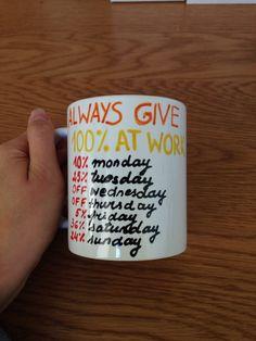 Mug/work